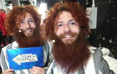 I Two twins da Pescara ad Avanti un altro
