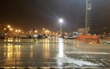 Pescara: da lunedì vigilanza armata all'area di risulta