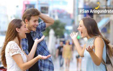 """SAN ARINGUNDRATE"" al Bar del Sando"