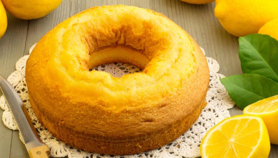 Ricetta: Torta al Limone e Miele | Fiaba: Il Singhiozzino di Gaia