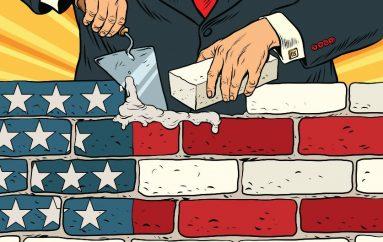 """Trump: """"Pronto a realizzare il muro col Messico bypassando il Congresso"""""""