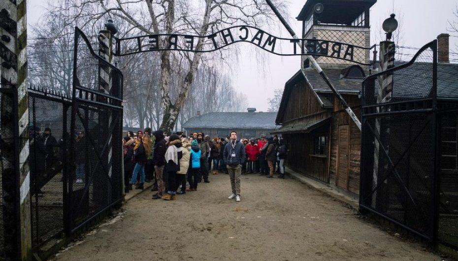 Auschwitz: viaggio della memoria per 40 studenti pescaresi