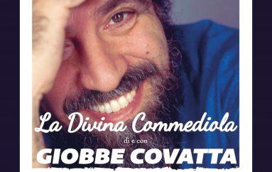 La Divina Commediola – Giobbe Covatta | 8 Maggio 2019 Pescara