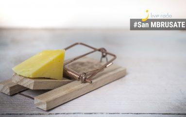 """""""San Mbrusate"""" il sanDo che cade nella trappola"""