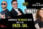 La comicità di Enzo e Sal ad Ortona