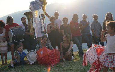 Fallascoso: inizia la festa JESCE SOLE