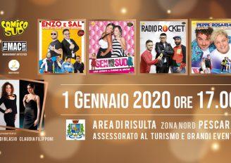 Capodanno con i Comici di Made in Sud | Pescara 2020