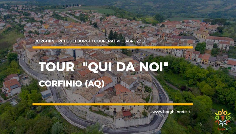 QUI DA NOI in Tour a CORFINIO (AQ)
