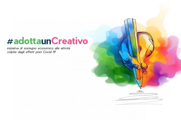 Recupera il tempo perso, Adotta un Creativo