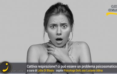 Psicosomatica e problemi respiratori